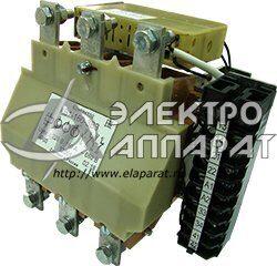 Контактор вакуумный КВ1-160-3В3