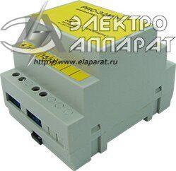 Реле импульсной сигнализации РИС-Э2М на DIN-рейку